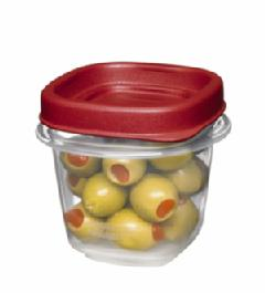 Rubbermaid(ラバーメイド)Easy Find Lids  118ml